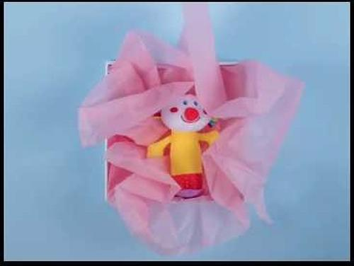 Погремушка-пищалка Happy Baby Funny Hedgehog (4)