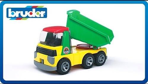 Bruder грузовик Roadmax (4)