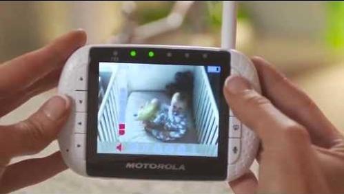 Дополнительная камера для видеоняни MBP36S Motorola MBP36SBU (4)