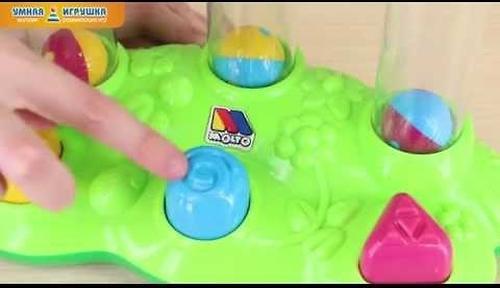 Развивающая игрушка Полесье Забавный сад (4)