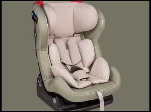 Автокресло Happy Baby Passenger V2 Brown (16)