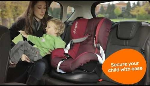 Автокресло Maxi Cosi Priori SPS+ Oak Brown (8)