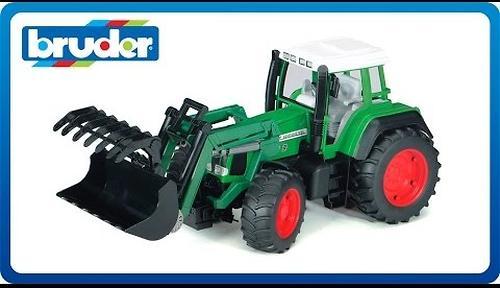 Трактор Fendt Favorit 926 Vario с погрузчиком (6)