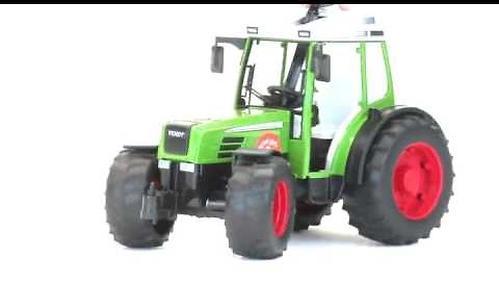 Трактор с прицепом Bruder (12)