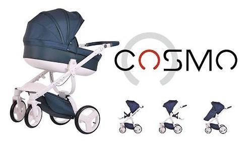 Коляска Lonex 2 в 1 Cosmo Cos - 02 (14)