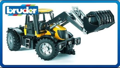 Трактор JCB Fastrac 3220 с погрузчиком (6)