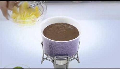 Набор для приготовления шоколадного фондю Fissman CAMILLE 6 пр. (керамика) 6311 (4)