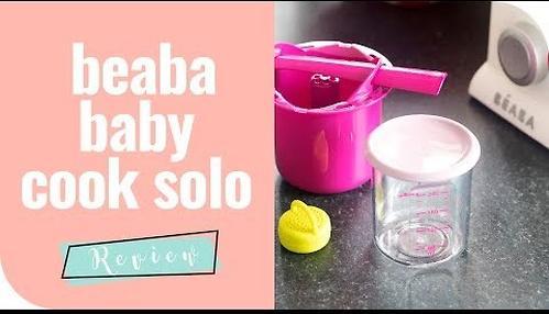 Блендер-пароварка Beaba Babycook Macaron Vanilla Cream (18)