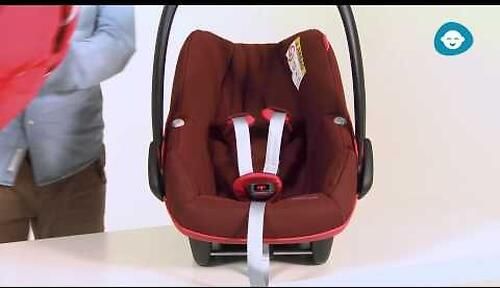 Автокресло Maxi Cosi Pebble+ Nomad Green (6)