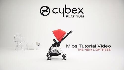 Шасси Cybex Mios Chrome 2019 (20)