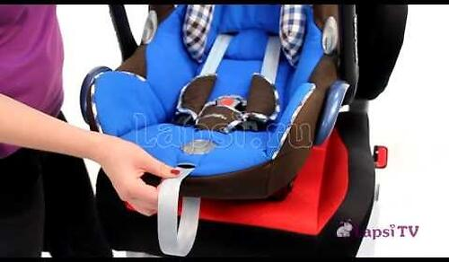 Автокресло Maxi Cosi Cabriofix Watercolor Blue (10)