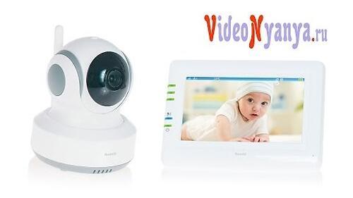 Видеоняня Ramili Baby RV900X2 (10)