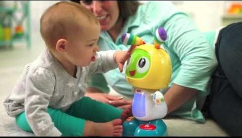 Обучающая игрушка Fisher-Price Смейся и учись БиБель (8)