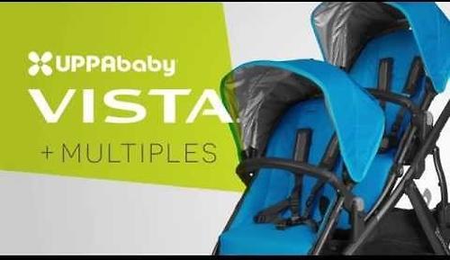 Дополнительное сиденье UPPAbaby Vista 2017 HENRY (18)