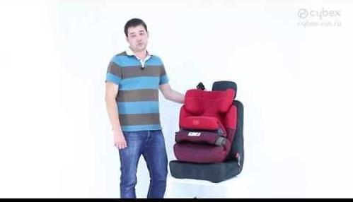 Автокресло Cybex Aura Rumba Red (14)