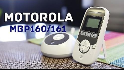 Радионяня Motorola MBP160 (6)