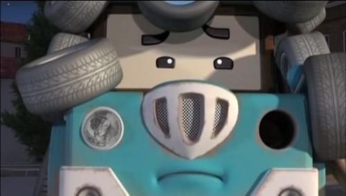 Эмбер инерционная машинка Robocar (6)
