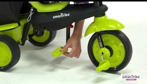 Велосипед Smart Trike 3в1 Delight Red (10)