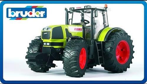 Трактор Claas Atles 936 RZ (6)