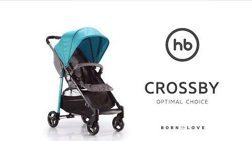Коляска Happy Baby Crossby Cherry (20)