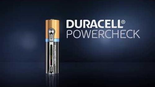 Батарейки Duracell Turbo Max AA K4 (8)