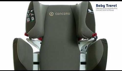Автокресло Concord Transformer T Midnight Black (5)