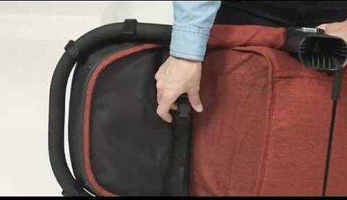 Люлька для коляски Cybex Priam Cashmere Beige (6)