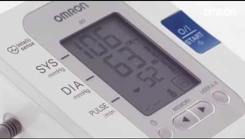 Тонометр Omron M3 Comfort (манжета Intelli Wrap 22-42 см) (12)