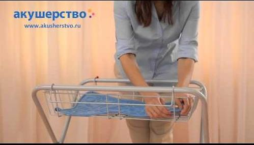 Ванночка Onda Evolution Ok Baby Светло-Розовая (4)