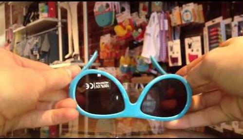 Солнцезащитные очки Babiators Aces Aviator - Black Ops (Чёрный - cиние линзы) 6+ (11)