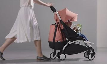 Встречайте многофункциональную сумку для коляски Babyzen
