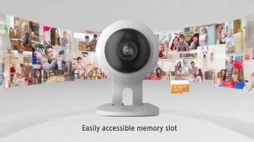 Wi-Fi Видеоняня Samsung SmartCam SNH-C6417BN (14)