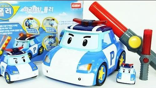 Машина Robocar Поли - следуй за мной! (10)