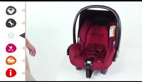 Автокресло Maxi Cosi Citi Eearth Brown (4)