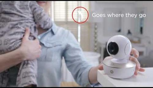 Видеоняня беспроводная Motorola MBP855 Connect с поддержкой Wifi (14)