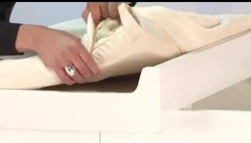 Пеленальная доска Bloom Change Tray White (6)