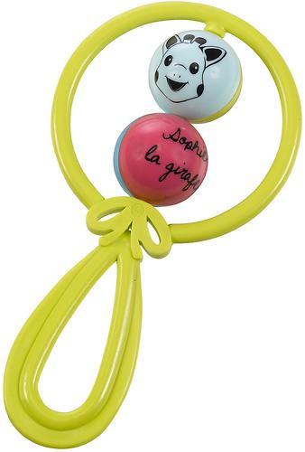 Погремушка Vulli с двумя шариками Жирафик Софи (3)