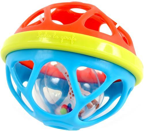 Погремушка-мяч Vulli Жирафик Софи (4)