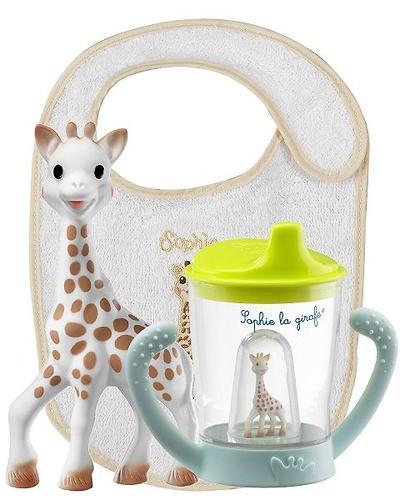 Набор Vulli с поильником и игрушкой Жираф Софи (7)