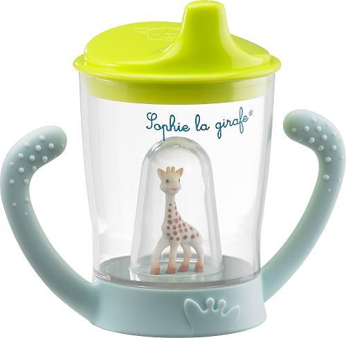 Набор Vulli с поильником и игрушкой Жираф Софи (10)