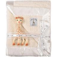 Подарочный набор Vulli Жираф Софи с покрывалом