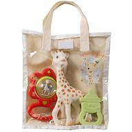 Набор подарочный Vulli с сумочкой Жираф Софи