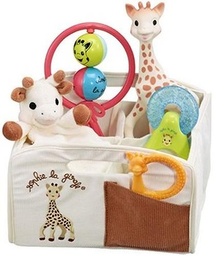 Корзина Vulli для новорожденного Sophie la girafe (5)