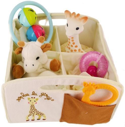 Корзина Vulli для новорожденного Sophie la girafe (4)