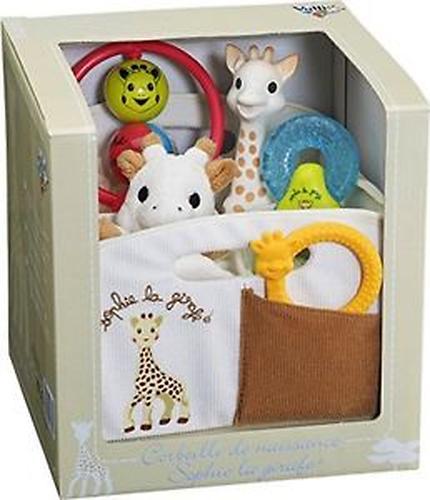 Корзина Vulli для новорожденного Sophie la girafe (6)