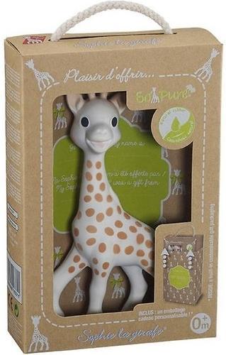 Игрушка Vulli Sophie la girafe 100% каучук в подарочной упаковке (6)