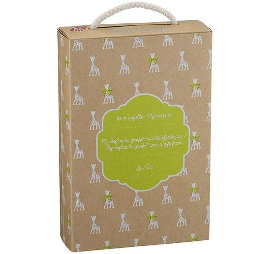 Игрушка Vulli Sophie la girafe 100% каучук в подарочной упаковке (7)