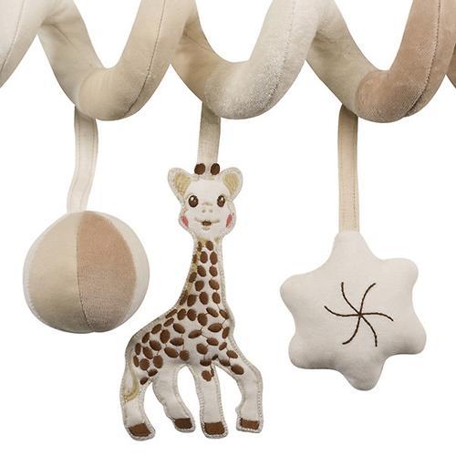 Спираль Vulli с подвесными игрушками So Pure (4)