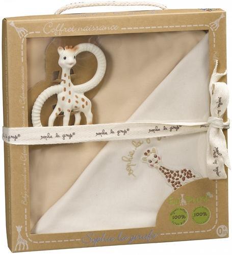 Набор Vulli для новорожденного Sophie la girafe (5)