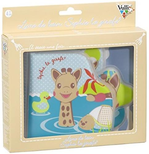 Книжка Vulli для ванны Жирафик Софи (4)